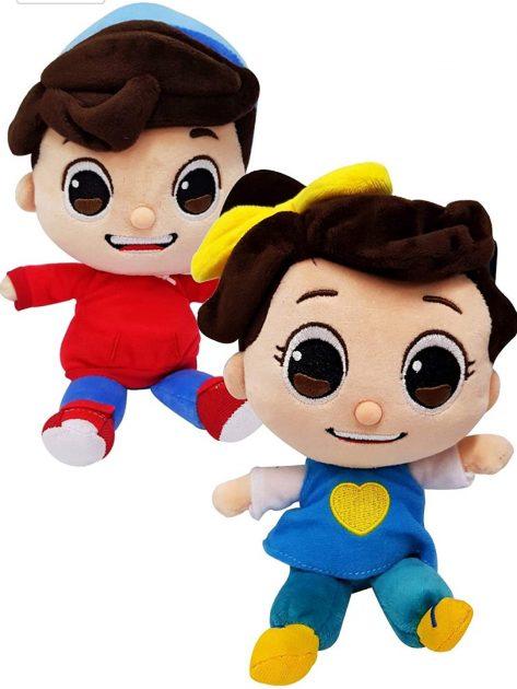 Omar and Hana soft toy bundle◇◇