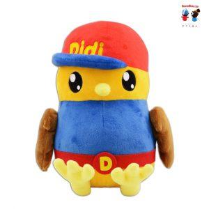 "Didi And Friends (DDNF) DIDI YouTube Stars 8"" Soft Plush Doll - Didi And Friends (DDNF) DIDI YouTube Stars 10 Soft Plush Doll"
