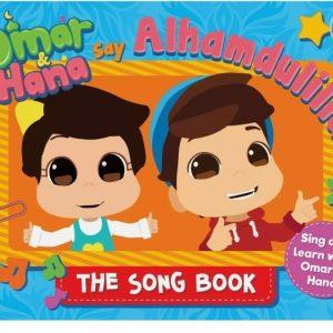 Omar Hana YouTube Stars The Song Book, Alhamdulillah, New UK Release