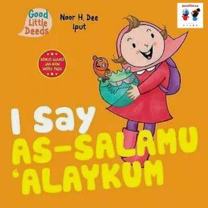 I Say As-salamu 'Alaykum Good Little Deeds Activity Books
